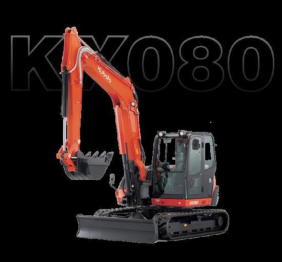 KX080 Unit