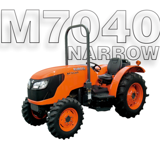 M7040 Narrow Unit