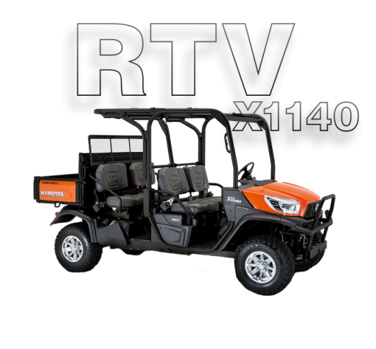 RTV 1140 Unit