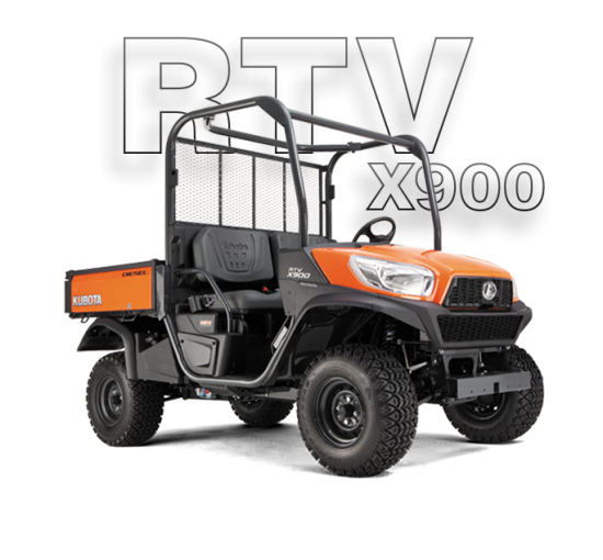 RTV X900 Unit