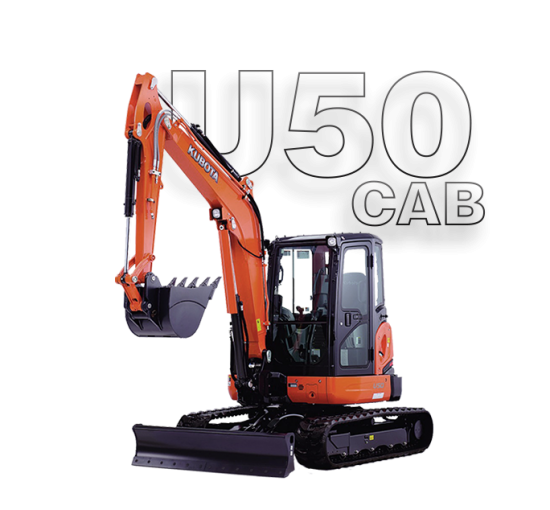 U50 Cab Unit